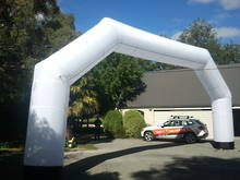 Inflateable Arch