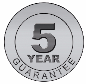 5 year guarantee RGB-655