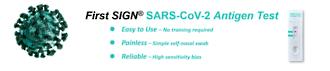 Rapid Antigen  Immunoassay Screen /Nasal to detect SARS-CoV-2