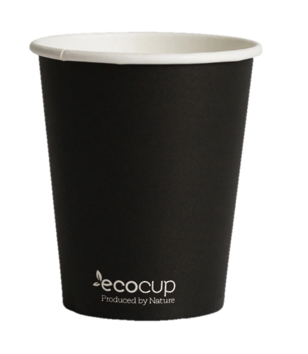 Black EcoCup 285ml