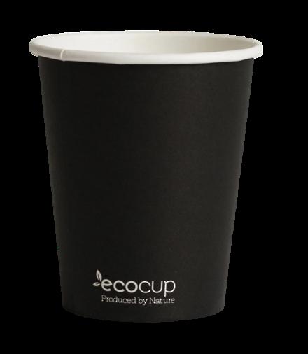Black EcoCup 495ml