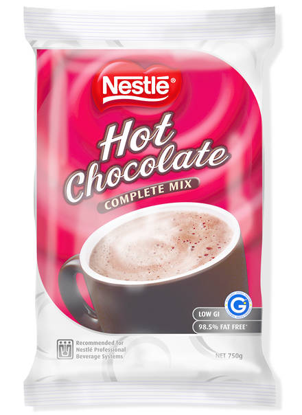 Nestle Hot Chocolate Powder 750g