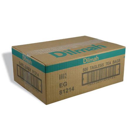 Dilmah Earl Grey Teabags Tagless 500
