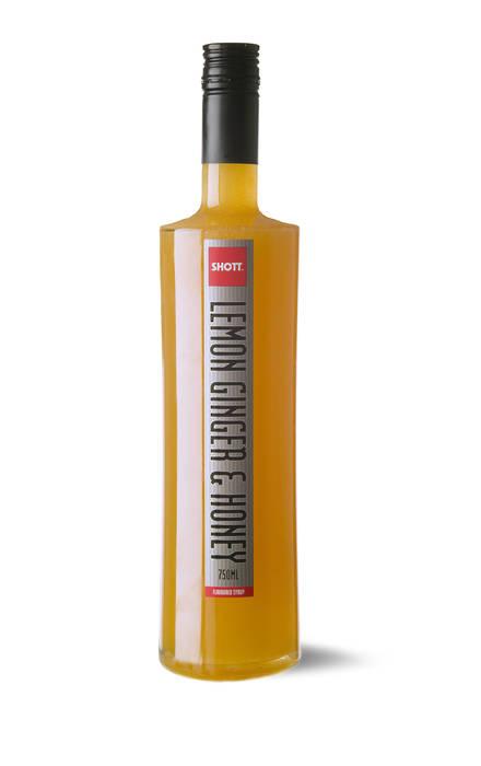Lemon Ginger Honey Syrup 750ml