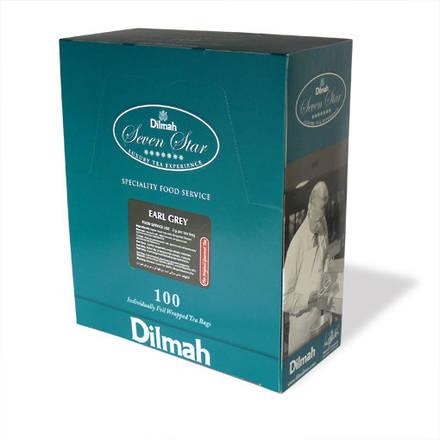 Dilmah Earl Grey Teabags Foiled 100