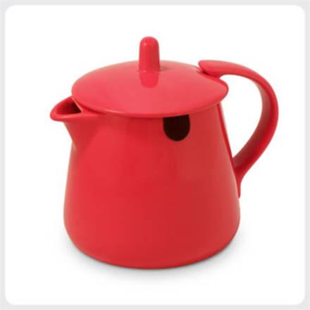 Teabag Teapot - Red