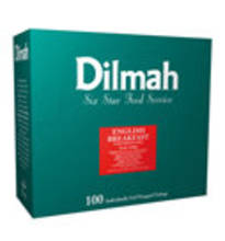 Dilmah English Breakfast Teabags Foiled 100