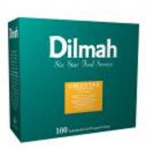 Dilmah Green Teabags Foiled 100