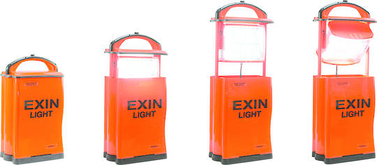 Zone 0 Explosion Proof Portable Lighting