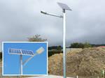 LEDSOLAR-ST20xxx - 20W Street Light Solar Kit