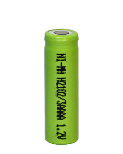 2/3 AAAA Size Ni-MH Rechargeable Battery