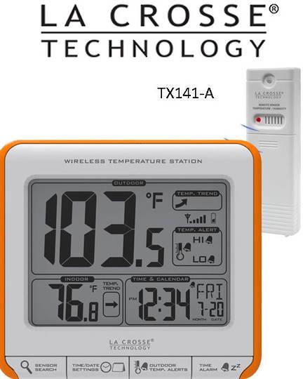 308-179OR La Crosse Wireless Thermometer