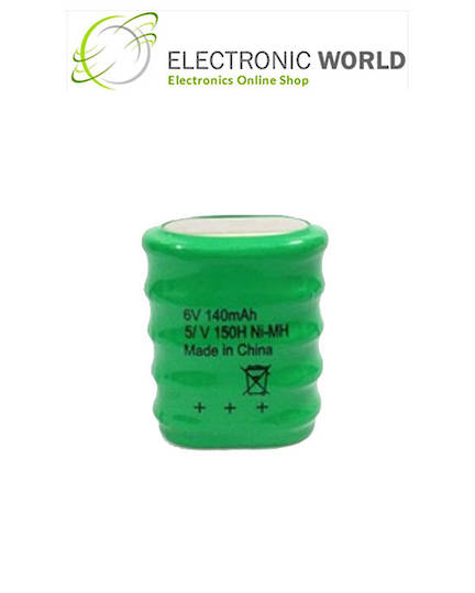 5/V150H Ni-MH Rechargeable Battery