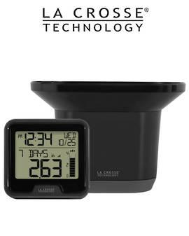 724-1409 Digital Rain Monitor with Indoor Temperature