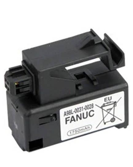 FANUC Lithium Battery A98L-0031-0028, A02B-0323-K102