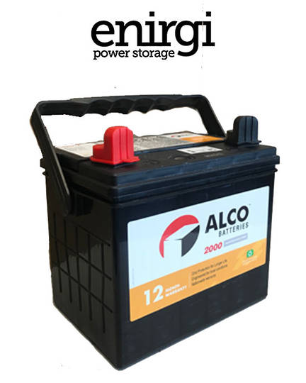 ALCO U1MF 12N24-4 300CCA Lawn Mower Battery