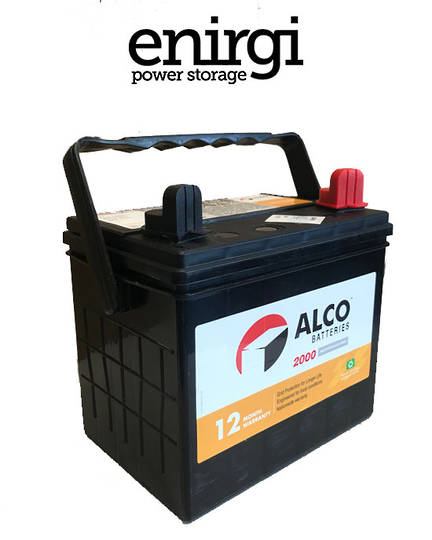 ALCO U1RMF 12N24-4 300CCA Lawn Mower Battery
