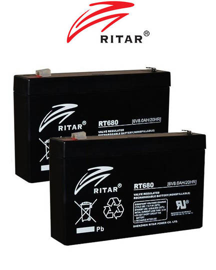 APC RBC18 Replacement Battery Kit