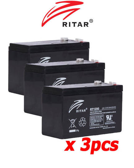 APC RBC53 Replacement Battery Kit #53