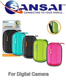 Digital Camera Bag - EVA foam
