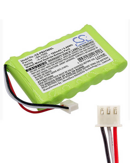 BROTHER PT7600 BP7000 Label Printer Replacement Battery
