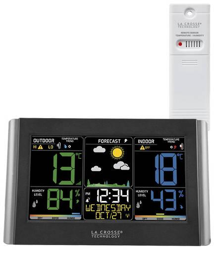 C85845 La Crosse Wireless Colour Weather Station