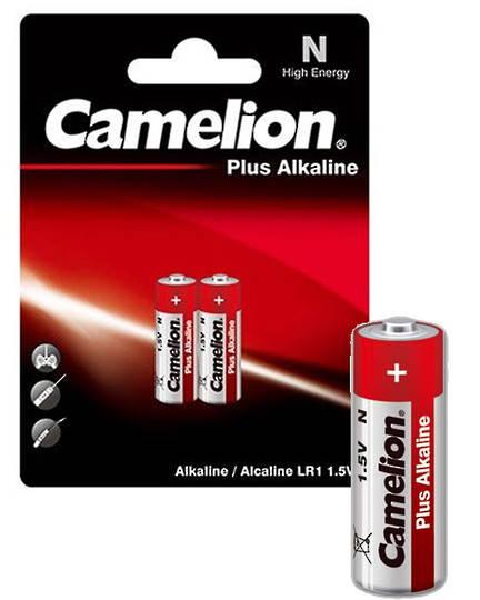 CAMELION 910A LR1 N Type Alkaline Battery 2 Pack