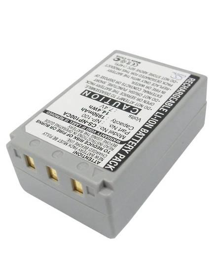 CASIO NP-100 NP100 NP100L Exilim Pro EX-F1 Compatible Battery