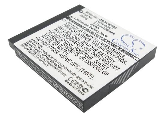 PANASONIC ACD-341, DMW-BCK7, DMW-BCK7E Compatible Battery