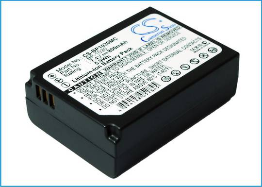 SAMSUNG BP-1030, ED-BP1030 Compatible Battery