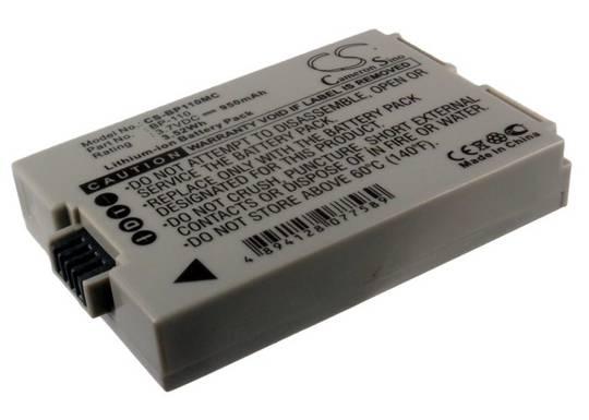 CANON BP110 Legria HF R27 Camera Battery