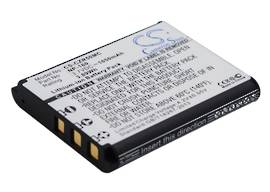 CASIO NP-160 Compatible Battery