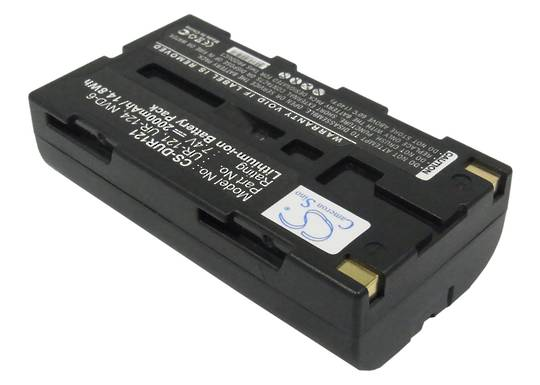 SANYO NVP-D6, UR-121, UR-121D Compatible Battery