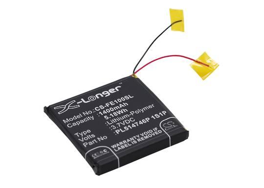 FIIO PL514746P 1S1P E10 Amplifier Compatible Battery