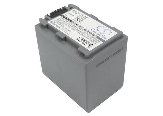 SONY NP-FP80, NP-FP81 Compatible Battery