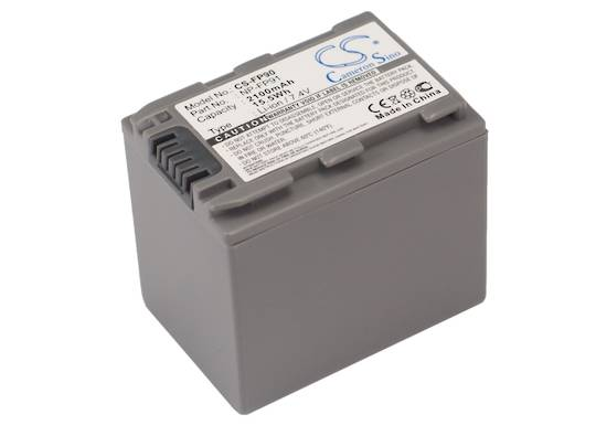 SONY NP-FP90, NP-FP91 Compatible Battery