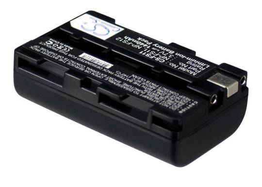 SONY NP-F10 FS10 FS11 Compatible Battery