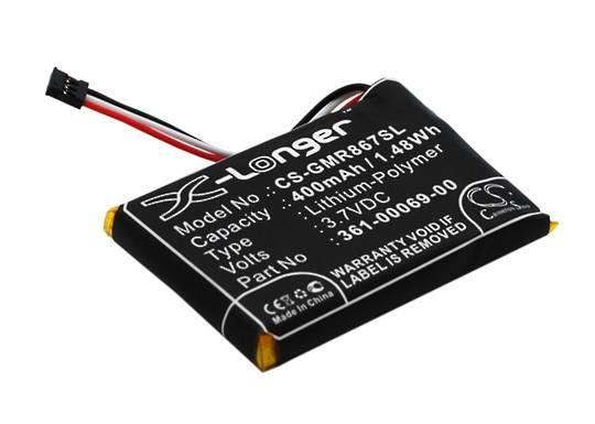 Garmin 3610006900 Barklimiter Compatible Battery