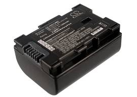 JVC BN-VG114, BN-VG114AC, BN-VG114E Compatible Battery