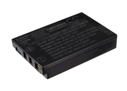 KODAK KLIC-5001 SANYO DB-L50 Compatible Battery