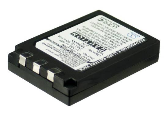 OLYMPUS Li-10B SANYO DB-L10 Compatible Battery
