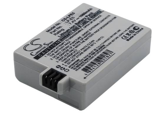 CANON LP-E5 LPE5 Digital Camera Battery