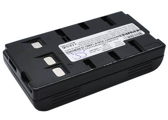 PANASONIC VW-VBS1, VW-VBS1E Compatible Battery