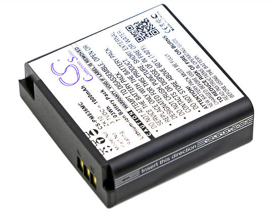 POLAROID ZK10 iM1836 Compatible Battery