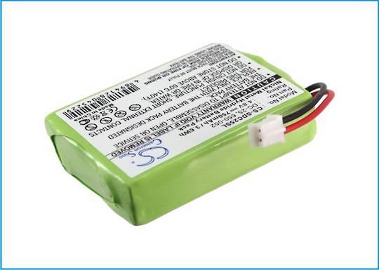 KINETIC MH750PF64HC Sportdog SR200 Compatible Battery
