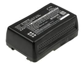 SONY BP-190S, BP-190WS, BP-C190S Compatible Battery