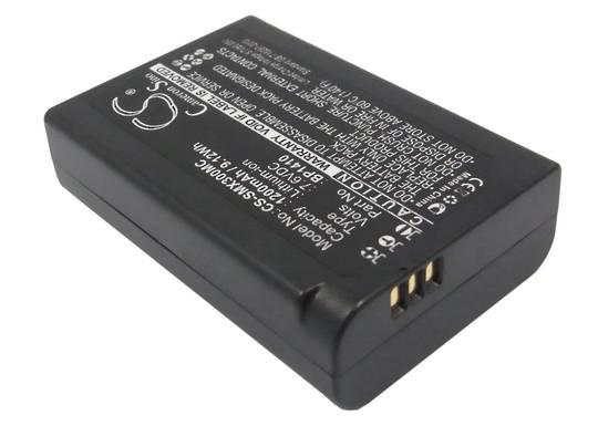 SAMSUNG BP1410, ED-BP1410 Compatible Battery