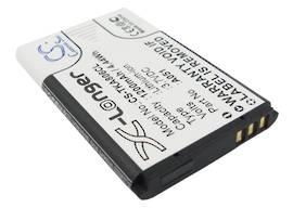 TELEFUNKEN FHD 170/5 Compatible Battery