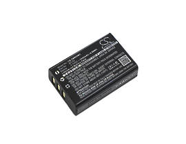 ZOOM BT-03 Q8 Recorder Compatible Battery