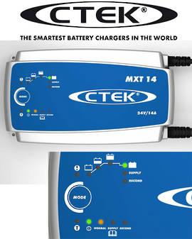 CTEK MXT14 24V 14A NG CHARGER